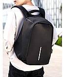 Рюкзак Антивор Bobby bag с USB, фото 5