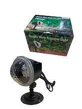 Диско лазер проектор SE 371 (разноцветные точки)