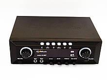 Усилитель звука CS30BT - Bluetooth, USB,SD,FM,MP3