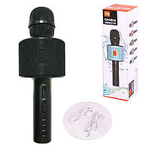 УЦЕНКА Микрофон V8 Black (царапины на прозр. пластике)