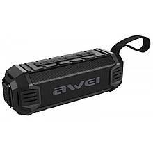 Портативная  колонка Awei Y280 Bluetooth черная