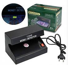 Детектор Валют Money Detector AD-118 AB ультрофиолетовая лампа для денег