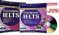 Английский язык / Подготовка к экзамену: Complete IELTS Bands 6.5-7.5. Student's+Workbook+Key+CD / Cambridge