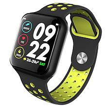 Умные смарт часы с тонометром SMART WATCH F8Bluetooth 4.0