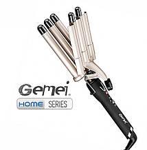 Плойка для волос GM-2933 5 волн