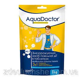 Засіб 3 в 1 по догляду за водою AquaDoctor MC-T SKL11-252904