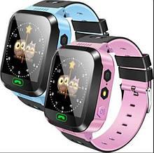 Детские умные часы Smart Watch F4 (GPS + родительский контроль)