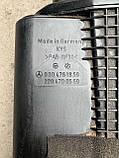 Адсорбер на Mercedes W220 S Фільтр з актив. вугіллям A2204700559 Мерседес 220, фото 5