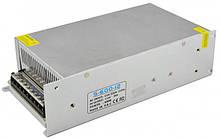 Блок питания UKC 12V 50A 600W (металлический)