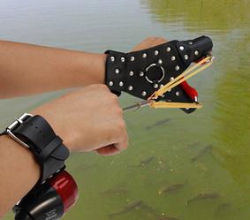 Рогатка для охоты за рыбой для боуфишинга набор