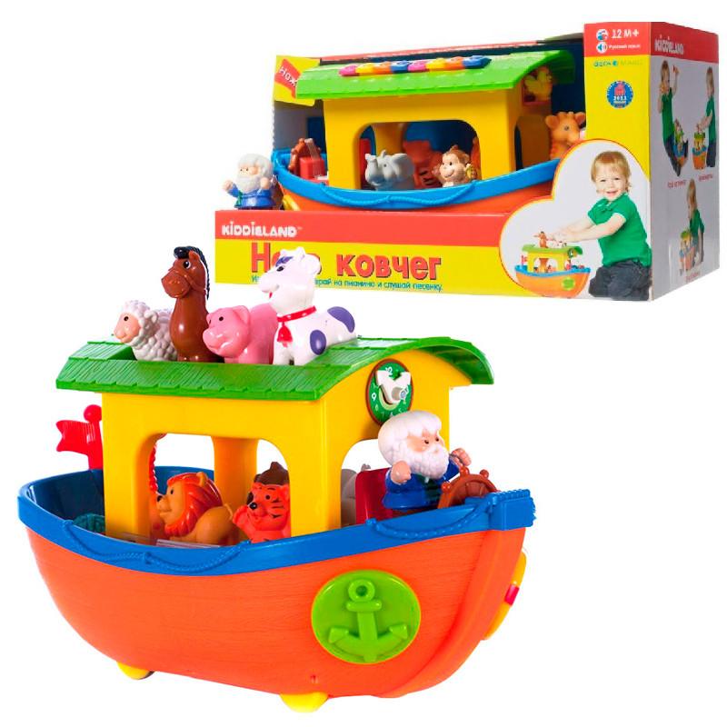 """Музыкальная игрушка 031881 """"Ноев ковчег"""""""