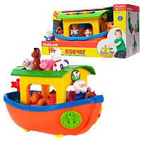 """Музыкальная игрушка 031881 """"Ноев ковчег""""                                                            , фото 1"""