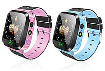 Детские умные часы с GPS UWatch F1 с фонариком
