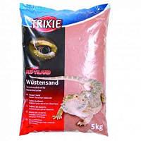 Песок красный  Trixie Wüstensand, 5 кг