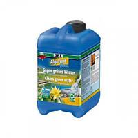 Кондиционер JBL AlgoPond Green для борьбы с плавающими водорослями в садовом пруду, 5 л