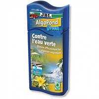 Кондиционер JBL AlgoPond Green для борьбы с плавающими водорослями в садовом пруду, 250 мл