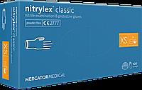 Нитриловые перчатки Nitrylex Classic (100 штук)