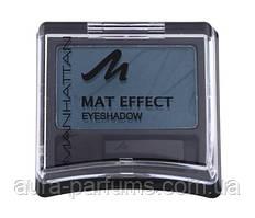 Тени для век Manhattan Eyeshadow Mat Effect 78X Mat Petrol