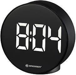 Часы настольные Bresser MyTime Echo FXR Black (8010071CM3WHI)