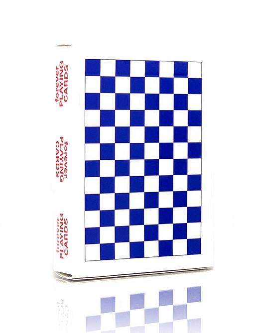 Карти гральні | Anyone Worldwide: Forever Checkerboard R. 02