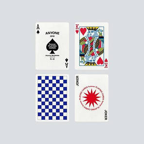 Карти гральні | Anyone Worldwide: Forever Checkerboard R. 02, фото 2