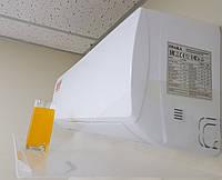 Экран-отражатель самофиксирующийся для кондиционера 75-85 см шириной