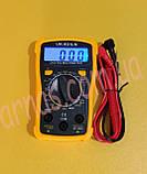 Мультиметр (тестер) UK-831LN цифровой, фото 2