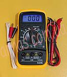 Мультиметр (тестер) XL838L цифровий, фото 2