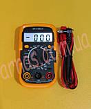 Мультиметр (тестер) UK830LN цифровой, фото 2