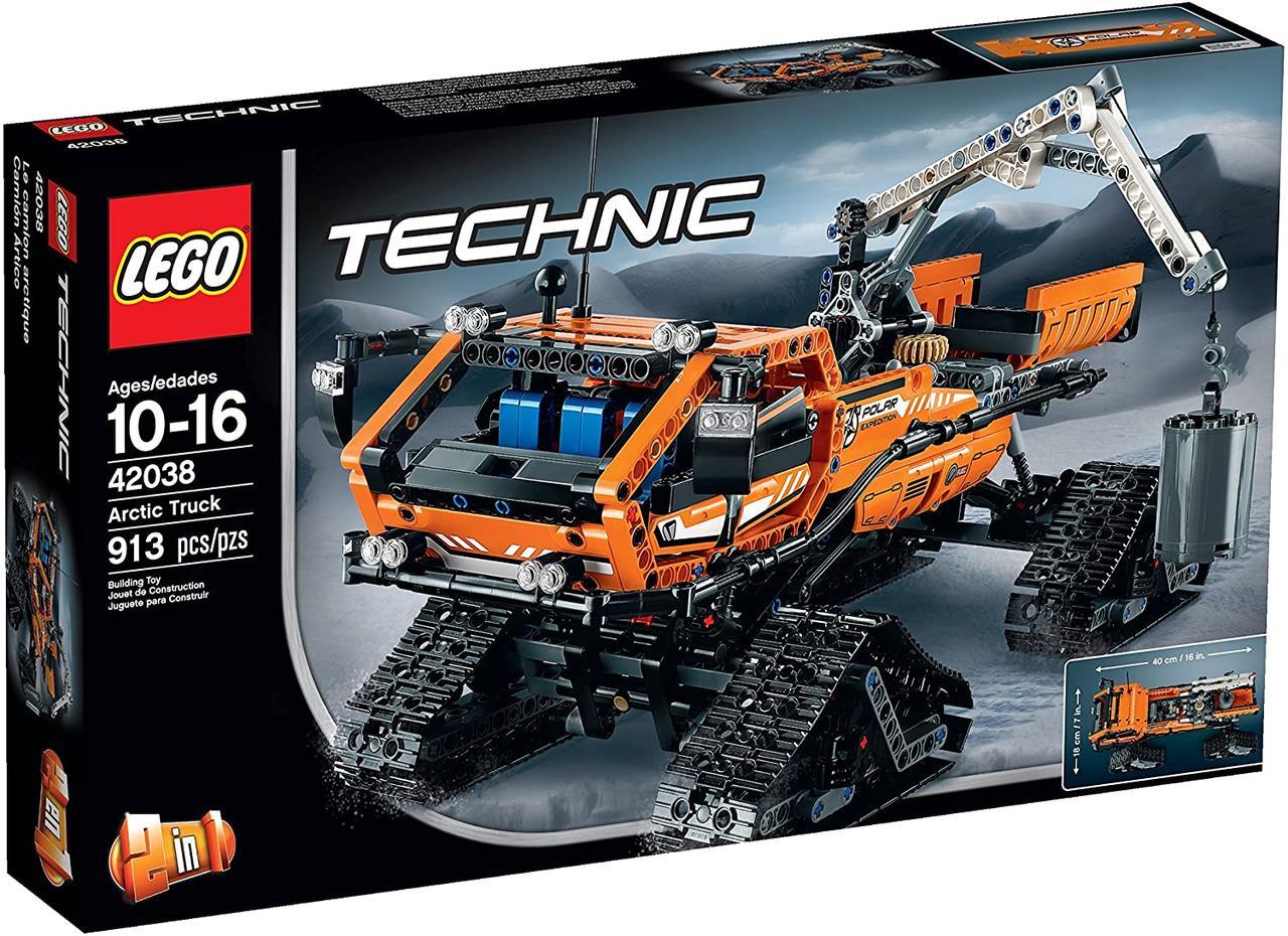 Lego Technic Арктичний вантажівка 42038