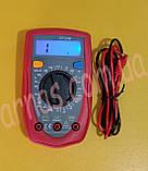 Мультиметр (тестер) DT33D цифровой, фото 2