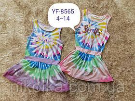 Платье для девочек оптом, Miss Wifi, 4-14 лет, арт. YF-8565