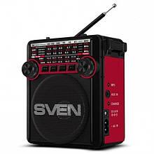 Радіоприймач Sven SRP-355 Red