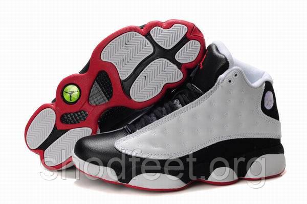 Мужские баскетбольные кроссовки Air Jordan Retro 13 He Got Game