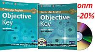 Английский язык / Подготовка к экзамену: Objective Key. Student's Book+Workbook / Cambridge