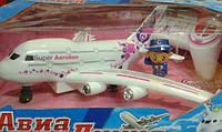 Радиоуправляемый самолет Аэробус Авиа Линия