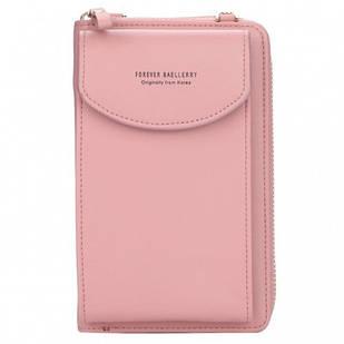 Гаманець-клатч Baellerry Forever N8591, рожевий