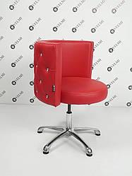 Кресло парикмахерское стул для парикмахера маникюрный стульчик мастера маникюра стулья для клиентов VM20
