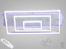 Светодиодная люстра Diasha 7007WH LED 3color dimmer