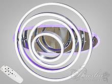 Светодиодная люстра Diasha 7005/4NEW HR LED 3color dimmer