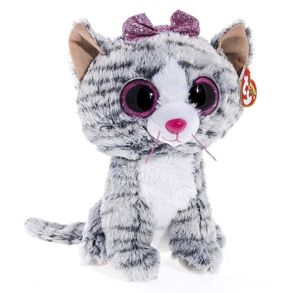 М'яка іграшка TY Beanie Boo's Кошеня Кікі