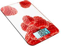 Весы кухонные MAGIO MG 295 малина