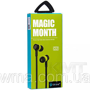 Celebrat D2 Hands Free With Mic — Green