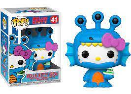 Фигурка Funko Pop Привет Киса Hello Kitty Sea 10см FP HK 41