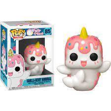 Фігурка Funko Pop Vanilla-berry nomwhal Tasty Peach 10см FP TP 85