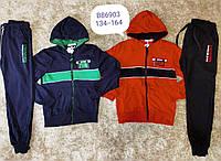 Спортивный костюм 2 в 1 для мальчика оптом, Grace, 134-164 см,  № B86903