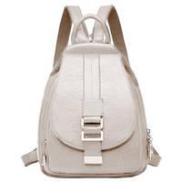 Рюкзак жіночий De Palis бежевий, фото 1