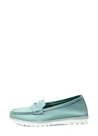 Туфлі жіночі Bonavi блакитний 23347 (36), фото 2