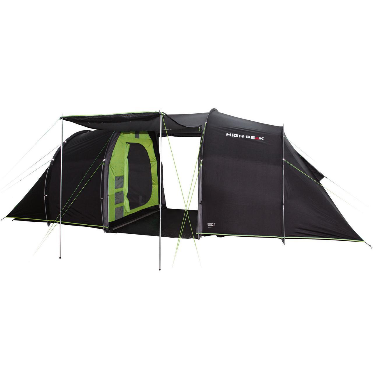 Палатка High Peak Tauris 6 Dark Grey/Green (11562)