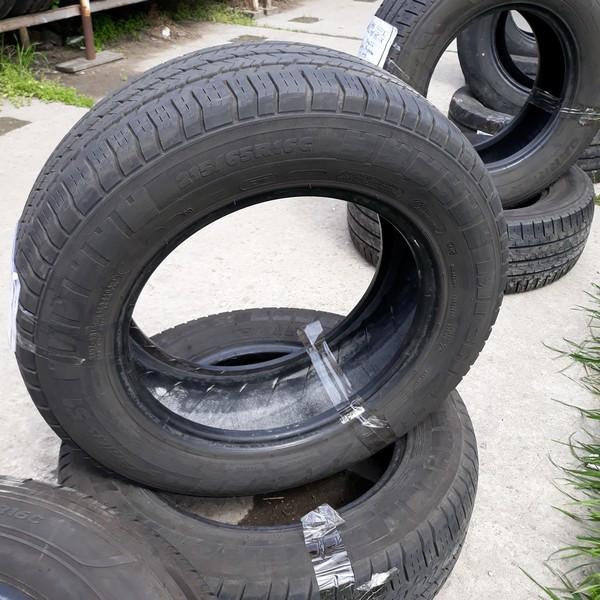 Шины б.у. 215.65.r16с Michelin Agilis 51 Мишлен. Резина бу для микроавтобусов. Автошина усиленная. Цешка
